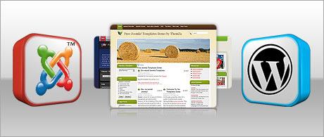 Free web site themes